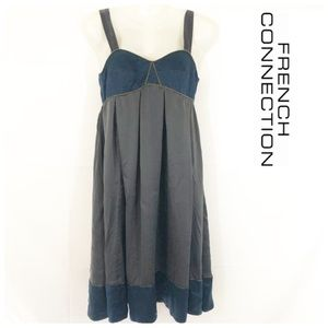💕French Connection 100% Silk Dress 4